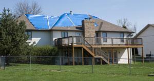Wind Damage in Richardson, Garland, Plano, TX | Storm Damage Repairs | Wind  Damage Restoration Company